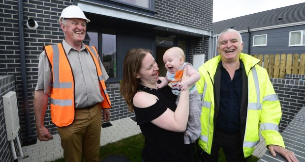 Ballymun scheme to be model for affordable housing