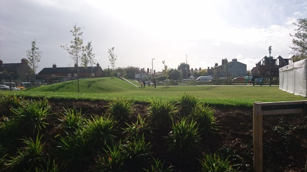 Dublin just got its first new public park in 8 years