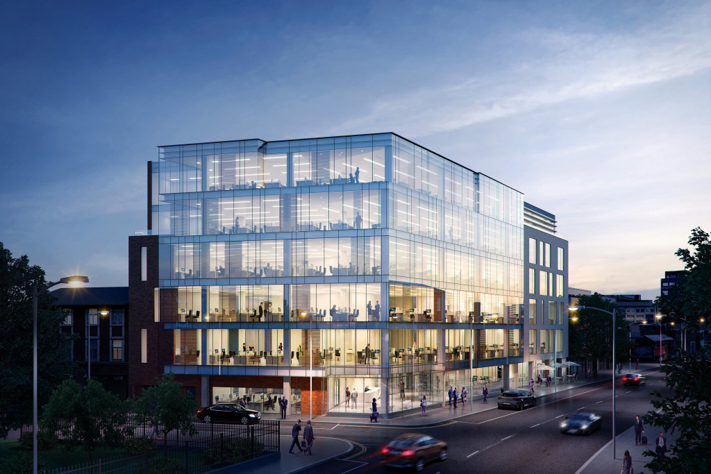 Sharp Building – Hogan Place – Dublin 2