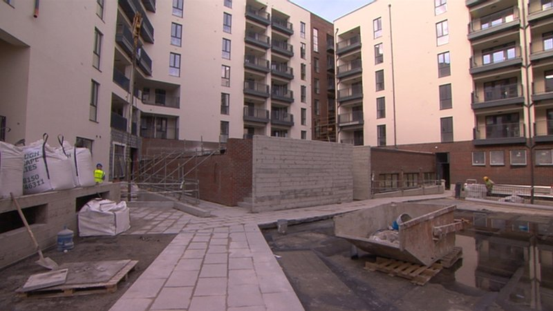 79 new social housing units in Dublin